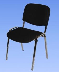 3001 - židle chromová čalouněná