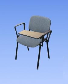 3002 - židle chromová se stolkem