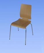 3015 - židle dřevo