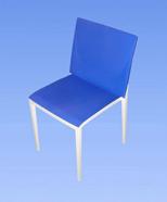 3017 - синий стул