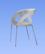 3019 - plastic chairs