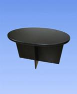 3231 - coffee table, black
