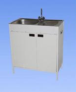 6021 - кухня с горячей водой