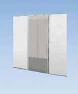 75-7010 - стеклянные двери (раздвижные)