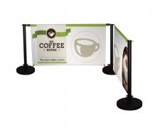 Economy Cafe Barrier 12413 hr